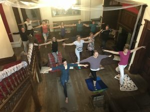yoga at hargate